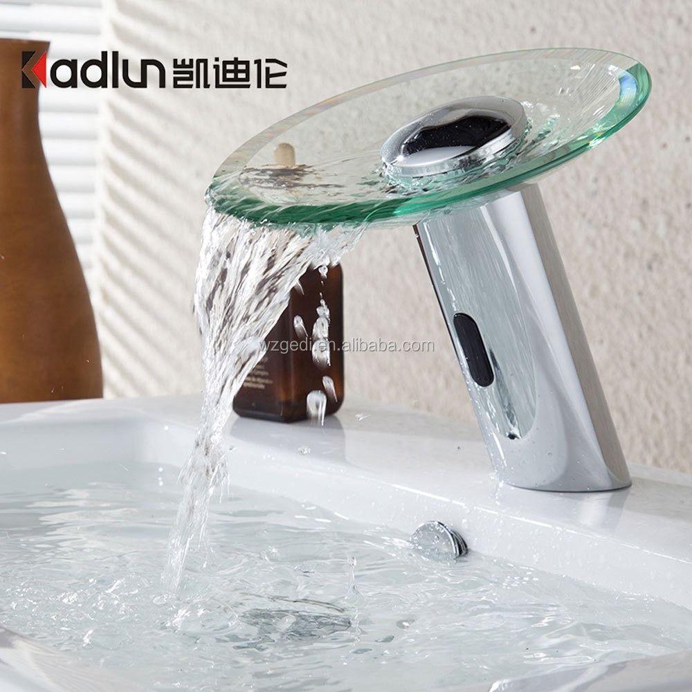 Brass Automatic Touchless Faucet Electronic Sensor Water Tap