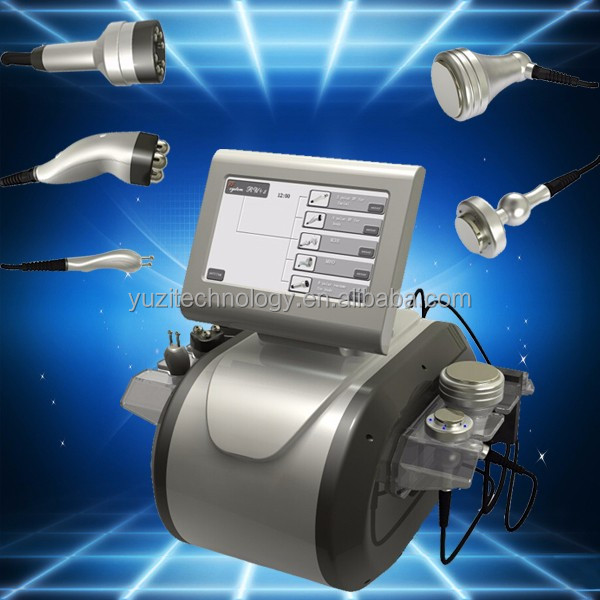 kim 8 slimming system 5 in 1 40khz ultrasonic liposuction explosive speed grease cavitation beauty machine with RF vacuum