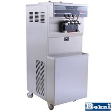 block type soft ice cream machine food makers with 304 stainless steel