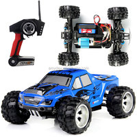 Wltoys A979 1/18 Scale 2.4G 4WD RTR High Speed Buggy RC Car