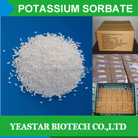 Preservative Potassium Sorbate E202 In Food