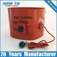125*1740mm Flexible Silicone Oil Drum Heater for 55 Gallon/200L Drums