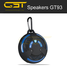 Factory direct sell 2016 new fashion bluetooth waterproof speaker aj93 mini wireless sports big sound/power bluetooth speaker
