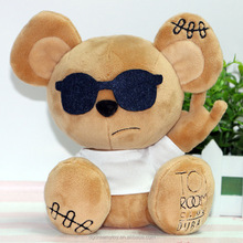 super star custom best made plush bear toys international
