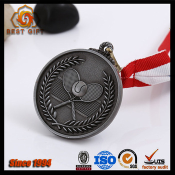 3D cheap custom sports award medal