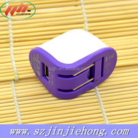Cell phone charger 5V 1A usb wall charger