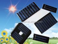 Chinese Best 1V 1.5V 2V 400mA Epoxy Sealed Solar Panel