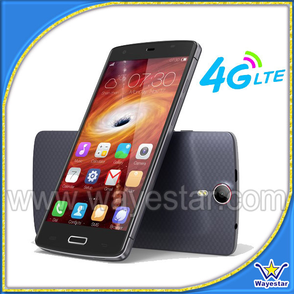 Android4.4 Dual Sim 4G LTE Smart Phone with the Most Powerful Battery