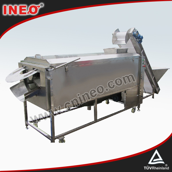 Large Capacity Indusutrial Potato Washing Machine/Sweet Potato Washing Machine/Potato Washer