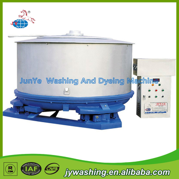 High Quality Industrial Washing Dewatering Machine For Sale