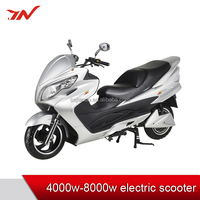 JN EEC DOT 8000W motorcycle electric/electric motorcycle with lithium battery