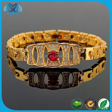 New Design Chain Bracelet Jamaican Gold Jewelry