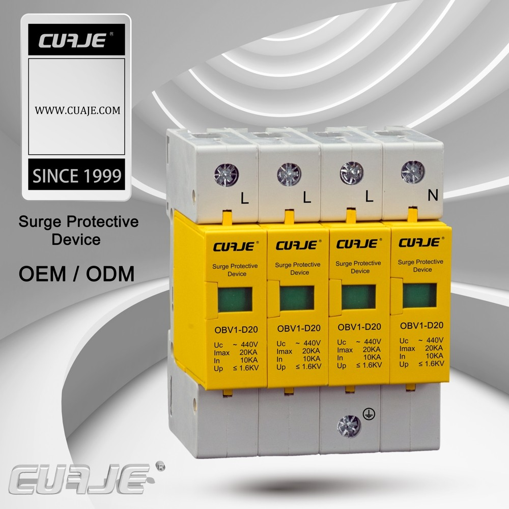 hot selling 20kA Lightning surge arrester manufacturers