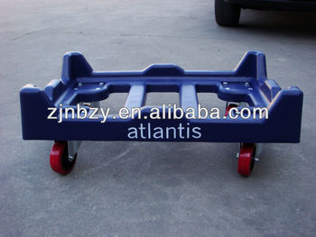 3 Dolly for Plastic Crate
