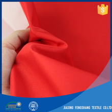 Low Cost Fitness Polyester Advanced Smoothly Pongee Fabric
