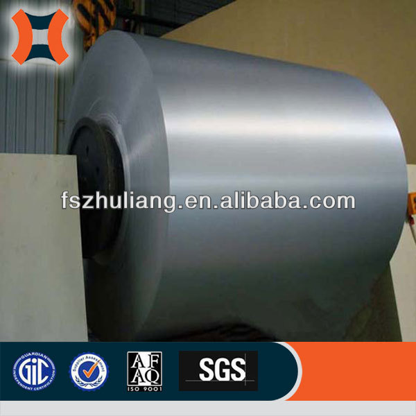 201 stainless steel coil 2B finished of cold rolled