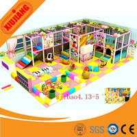 Amusement Park Projects Activity Center Indoor Playground Equipment For Children