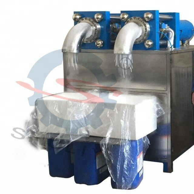 Factory price dry ice pellet making machine/dry ice pelletizer/dry ice blasting