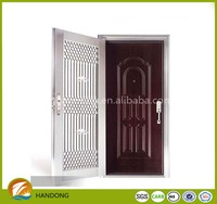 Hot Sale the newest home and business designs security doors