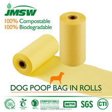 Biodegradable doggy waste Pick-up Bags Pet waste bag