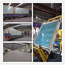 Yujing good price high quality clear float glass in chinese factory