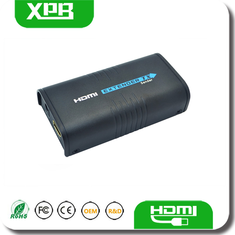 New Product HDMI Over Cat5e Extender 120M