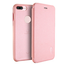 Led Dream Soft and Slim PU+PC Card Holder Flexible Protective Cover Phone Case for Apple iPhone SE / 5 / 6 / 6 Plus / 7 / 7 Plus