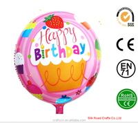 best price promotional foil balloon with different shape and logo