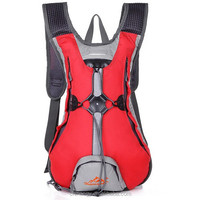 Light Backpack bicycle travle bag luggage carrier bag