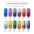 wholesale free sample uv gel nail polish temperature color change uv gel made in usa