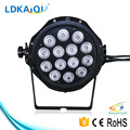 led 14x3w RGB Tri 3in1 outdoor led par/ip 65 waterproof led par can