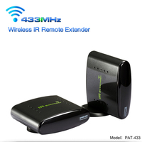 Pakite PAT-433 long transmission range wireless remote infrared ir transmitter with receiver best price in alibaba