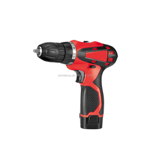 10.8V cordless drill lithium li-ion 2 battery electric screwdriver