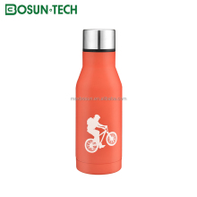 BOSUN High-end stainless steel shaker sport water bottle