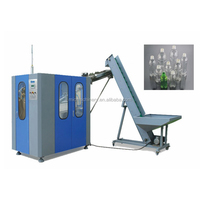 MIC-A1 1L Double Station extrustion blow molding machine