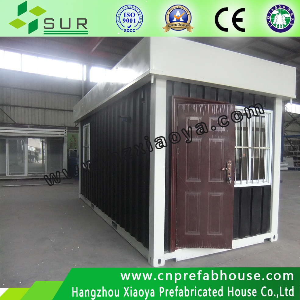 Prefab flatpack office/living room/ container house made in china