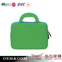 fashion Neoprene tablet case soft computer bag for Ipad pro factory competitive price