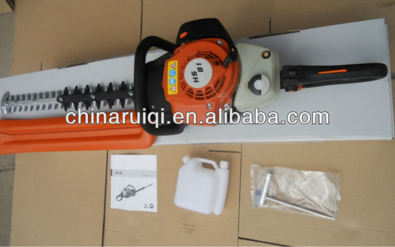 HS81 HS86 gasoline Petrol Hedge Trimmer