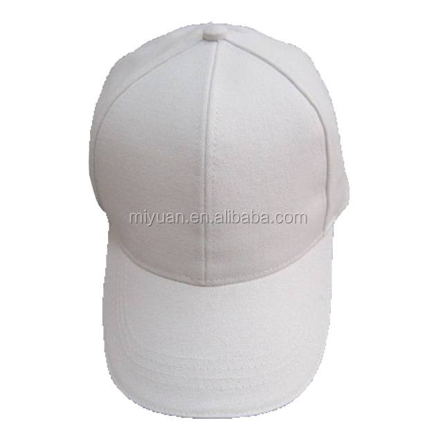 saudi arabia nude fashion existing white plain dyed canvas women metal buckle baseball trucker cap factory