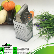 Free Sample 8inch 6 Side Stainless Steel Grater