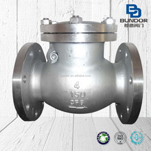 swing check valve 6 inch,wafer check