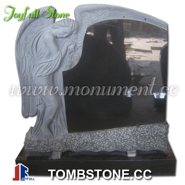 Granite angel headstones wholesale