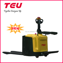 China made TEU electric pallet truck