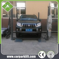 Best Selling Products Automatic 4 Post Car Lift Hydraulic Parking System