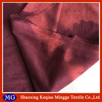 wholesale Weft knitting suede fabric