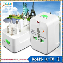 Universal Adapter Plug Socket Comverter Universal All in 1 Travel Electrical Power Adapter Plug US UK AU EU