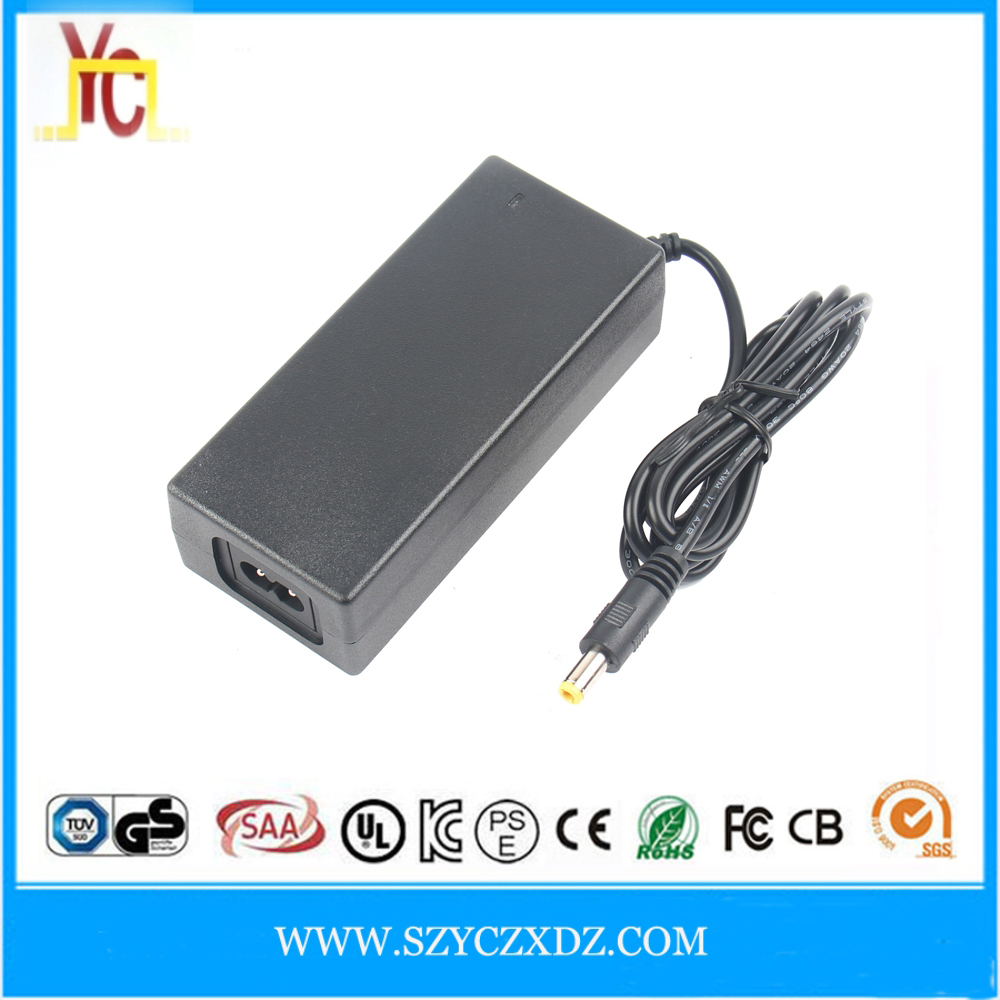 AC/DC desktop power adapter supply 24V 2A 2.5A 3A use for laptop LED