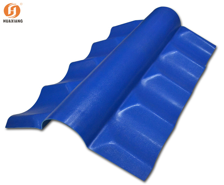 New hot Special Equipment For synthetic spanish roof tile
