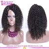 7A Grade 100% Unprocessed Virgin Brazilian Human Hair Curly Afro Wigs For Black Women
