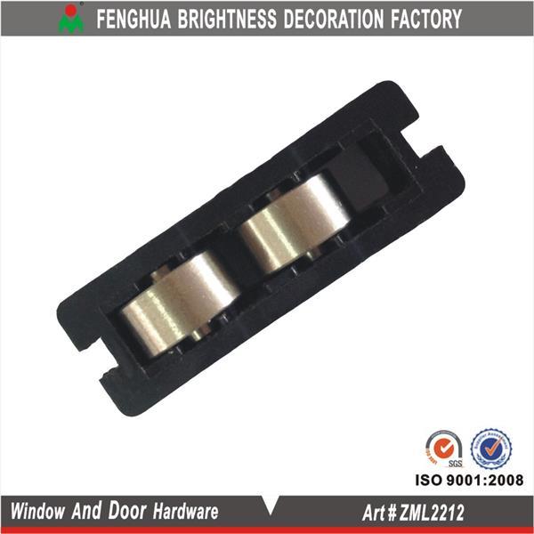 Aluminum Window Plastic : Window and door aluminium sliding roller track